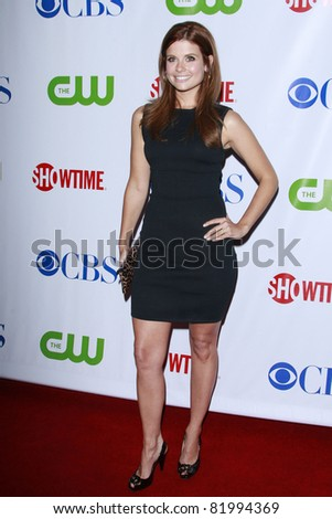 LOS ANGELES, CA - JUL 18: Joanna Garcia at the CBS CW Showtime Press Tour Stars party in Los Angeles, California on July 18, 2008