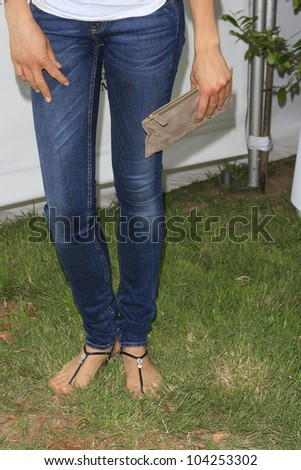 LOS ANGELES, CA - JUN 3: Amelia Whitman at the 23rd Annual 'A Time for Heroes' Celebrity Picnic Benefitting the Elizabeth Glaser Pediatric AIDS Foundation on June 3, 2012 in Los Angeles, California