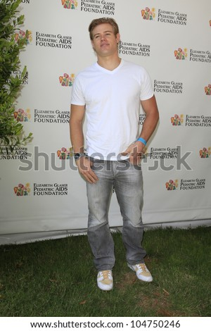 LOS ANGELES, CA - JUN 3: Trevor Donovan at the 23rd Annual 'A Time for Heroes' Celebrity Picnic Benefitting the Elizabeth Glaser Pediatric AIDS Foundation on June 3, 2012 in Los Angeles, California