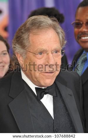 LOS ANGELES, CA - JUNE 10, 2010: George Segal at the 2010 AFI Life achievement Award Gala, honoring director Mike Nichols, at Sony Studios, Culver City, CA. - stock photo