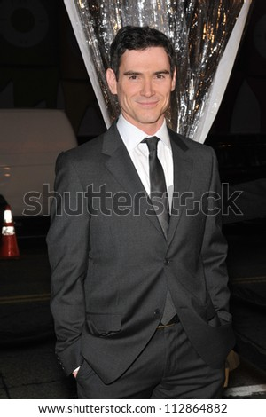 "LOS ANGELES, CA - MARCH 2, 2009: Billy Crudup at the US premiere of his new movie ""Watchmen"" at Grauman's Chinese Theatre, Hollywood."