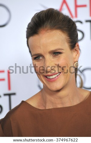 "LOS ANGELES, CA - NOVEMBER 7, 2013: Rachel Griffiths at the premiere of ""Saving Mr Banks"" at the TCL Chinese Theatre, Hollywood. Picture: Paul Smith / Featureflash"