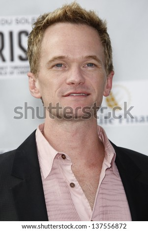 LOS ANGELES, CA - SEP 25: Neil Patrick Harris at the IRIS, A Journey Through the World of Cinema by Cirque du Soleil premiere September 25, 2011 at Kodak Theater in Los Angeles, California - stock photo