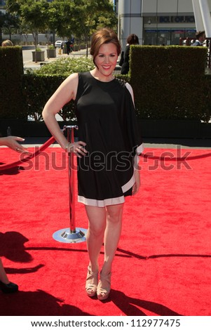 LOS ANGELES, CA - SEP 15: Rachael MacFarlane at the Academy Of Television Arts & Sciences 2012 Creative Arts Emmy Awards held at Nokia Theater on September 15, 2012 in Los Angeles, California