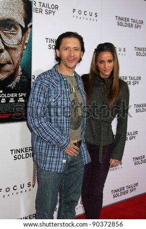 "LOS ANGELES - DEC 6:  Clifton Collins Jr arrives at the ""Tinker Tailor Soldier Spy"" LA Screening at ArcLight Cinemas on December 6, 2011 in Los Angeles, CA"