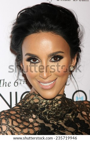 LOS ANGELES - DEC 5:  Lilly Ghalichi at the 6th Annual Night Of Generosity at the Beverly Wilshire Hotel on December 5, 2014 in Beverly Hills, CA