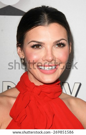 "LOS ANGELES - FEB 14:  Ali Landry at the ""Little Boy"" Los Angeles Premiere at the Regal 14 Theaters on April 14, 2015 in Los Angeles, CA - stock photo"