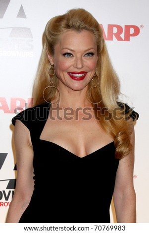 "LOS ANGELES - FEB 7:  Charlotte Ross arrives at the 2011 AARP ""Movies for Grownups"" Gala  at Regent Beverly Wilshire Hotel on February 7, 2011 in Beverly Hills, CA"