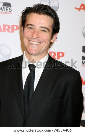 LOS ANGELES - FEB 6:  Goran Visnjic arrives at the AARP's 11th Annual Movies For Gownups Awards at Beverly Wilshire Hotel on February 6, 2012 in Beverly Hills, CA