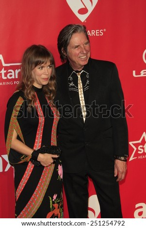LOS ANGELES - FEB 6:  John Doe at the MusiCares 2015 Person Of The Year Gala at a Los Angeles Convention Center on February 6, 2015 in Los Angeles, CA - stock photo