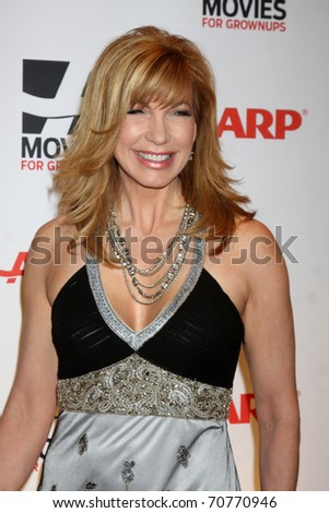 "LOS ANGELES - FEB 7:  Leeza Gibbons arrives at the 2011 AARP ""Movies for Grownups"" Gala  at Regent Beverly Wilshire Hotel on February 7, 2011 in Beverly Hills, CA"