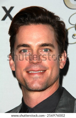 "LOS ANGELES - FEB 21:  Matt Bomer at the 3rd ""Gold Meets Golden"" at the Equinox on February 21, 2015 in West Los Angeles, CA"