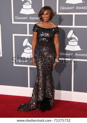 LOS ANGELES - FEB 13:  Yolanda Adams arrives at the 2011 Grammy Awards  on February 13, 2011 in Los Angeles, CA