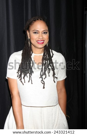 LOS ANGELES - JAN 10:  Ava DuVernay at the 40th Annual Los Angeles Film Critics Association Awards at a Intercontinental Century City on January 10, 2015 in Century City, CA - stock photo