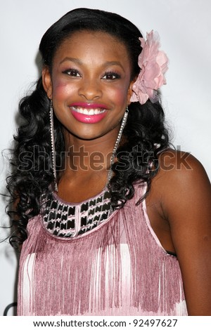 LOS ANGELES - JAN 10:  Coco Jones arrives at the ABC TCA Party Winter 2012 at Langham Huntington Hotel on January 10, 2012 in Pasadena, CA