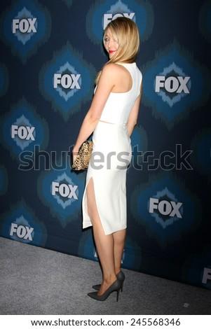 LOS ANGELES - JAN 17:  Jennifer Finnigan at the FOX TCA Winter 2015 at a The Langham Huntington Hotel on January 17, 2015 in Pasadena, CA - stock photo