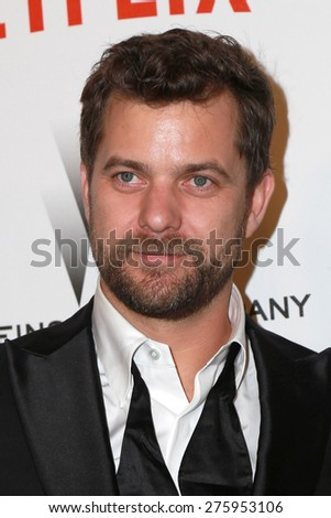 LOS ANGELES - JAN 11:  Joshua Jackson at the The Weinstein Company / Netflix Golden Globes After Party at a Beverly Hilton Adjacent on January 11, 2015 in Beverly Hills, CA - stock photo