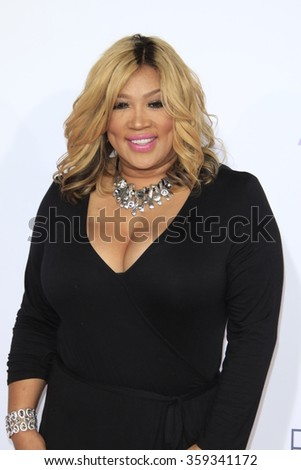 LOS ANGELES - JAN 6:  Kym Whitley at the Peoples Choice Awards 2016 - Arrivals at the Microsoft Theatre L.A. Live on January 6, 2016 in Los Angeles, CA