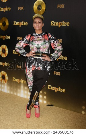 "LOS ANGELES - JAN 6:  Raven-Symone at the FOX TV ""Empire"" Premiere Event at a ArcLight Cinerama Dome Theater on January 6, 2014 in Los Angeles, CA - stock photo"