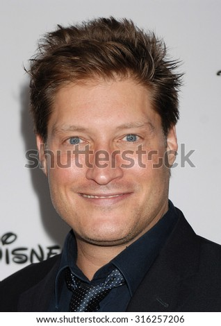 LOS ANGELES - JAN 10 - Sean Kanan  arrives at the 2013 Disney ABC Television Group TCA Winter Press Tour   on January 10, 2013 in Pasadena, CA