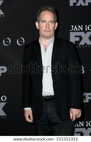 "LOS ANGELES - JAN 9:  Tom Hollender at the ""Taboo"" Los Angeles Premiere at Directors Guild of America on January 9, 2017 in Los Angeles, CA"