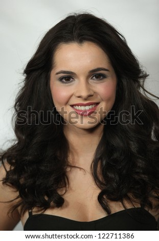 LOS ANGELES - JAN 10:  VANESSA MARANO ABC All Star Winter TCA Party 2012  on January 10, 2012 in Pasadena, CA