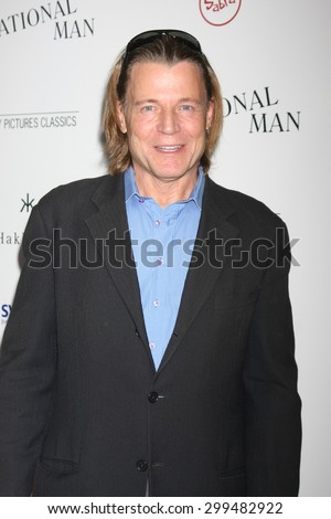 "LOS ANGELES - JUL 9:  Brett Stimely at the ""Irrational Man"" Los Angeles Premiere at the Writer's Guild of America Theater on July 9, 2015 in Beverly Hills, CA  - stock photo"