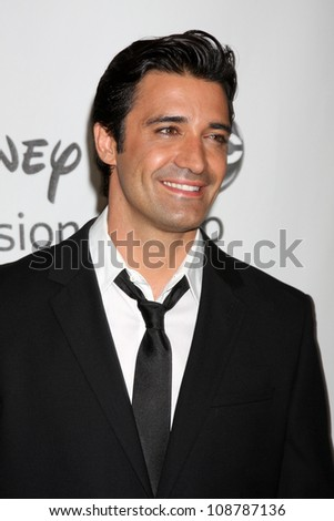 LOS ANGELES - JUL 27:  Gilles Marini arrives at the ABC TCA Party Summer 2012 at Beverly Hilton Hotel on July 27, 2012 in Beverly Hills, CA