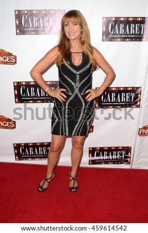"LOS ANGELES - JUL 20:  Jane Seymour at the ""Cabaret"" Opening Night at the Pantages Theater on July 20, 2016 in Los Angeles, CA"