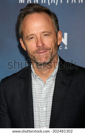 "LOS ANGELES - JUL 29:  John Benjamin Hickey at the ""Manhattan"" 2015 TCA Summer Press Tour at the Beverly Hilton Hotel on July 29, 2015 in Beverly Hills, CA