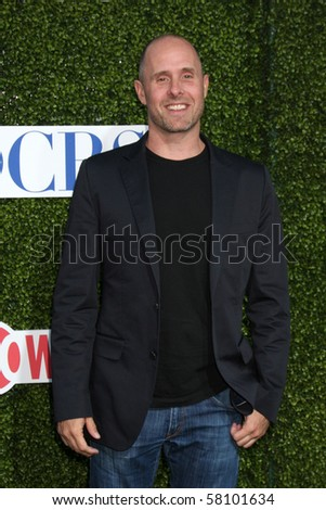 LOS ANGELES - JUL 28:  Paul Schulze arrives at the 2010 CBS, The CW, Showtime Summer Press Tour Party  at The Tent Adjacent to Beverly Hilton Hotel on July 28, 2010 in Beverly Hills, CA ...