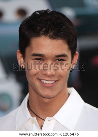 "LOS ANGELES - JUN 18:  BOOBOO STEWART arrives to the ""Cars 2"" World Premiere  on June 18,2011 in Hollywood, CA"