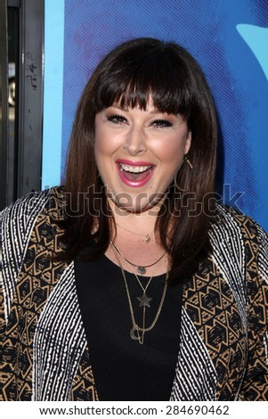 """LOS ANGELES - JUN 2:  Carnie Wilson at the """"Love & Mercy"""" Los Angeles Premiere at the Academy of Motion Picture Arts & Sciences on June 2, 2015 in Los Angeles, CA - stock photo"""