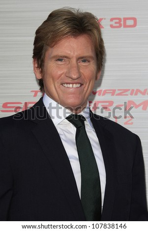 LOS ANGELES - JUN 28: Denis Leary at the premiere of Columbia Pictures' 'The Amazing Spider-Man' at the Regency Village Theater on June 28, 2012 in Los Angeles, California
