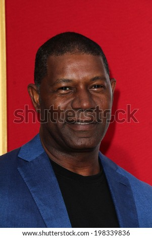 "LOS ANGELES - JUN 9:  Dennis Haysbert at the ""Think Like A Man Too"" LA Premiere at TCL Chinese Theater on June 9, 2014 in Los Angeles, CA"