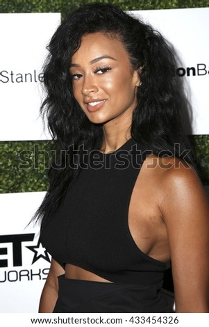 LOS ANGELES - JUN 4:  Draya Michele at the Girl Flu Premiere at the Arclight Theater on June 4, 2016 in Culver City, CA