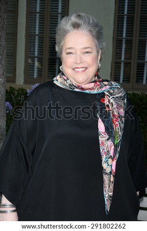 "LOS ANGELES - JUN 11:  Kathy Bates at the ""American Horror Story: Freak Show"" Screening at the Paramount Theater on June 11, 2015 in Los Angeles, CA