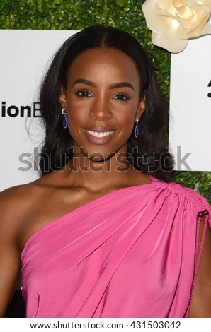 LOS ANGELES - JUN 4:  Kelly Rowland at the 2016 Ladylike Women of Excellence Awards Gala at the Beverly Hilton Hotel on June 4, 2016 in Beverly Hills, CA - stock photo