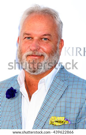 LOS ANGELES - JUN 18: Mark Harris at the Stand For Kids Gala at the Twentieth Century Fox Studios Lot on  ,  June 18, 2016 in Century City, CA - stock photo