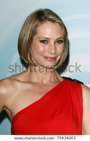 LOS ANGELES - JUN 16:  Meredith Monroe arrives at the 2011 Women In Film Crystal + Lucy Awards  at Beverly Hilton Hotel  on June 16, 2011 in Beverly Hills, CA - stock photo