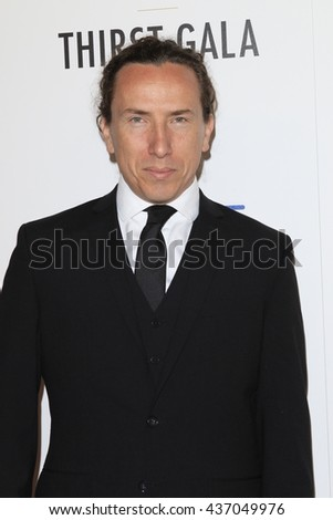 LOS ANGELES - JUN 13:  Michael Trainor at the 7th Annual Thirst Gala at the Beverly Hilton Hotel on June 13, 2016 in Beverly Hills, CA - stock photo