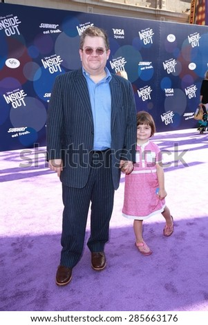 "LOS ANGELES - JUN 8:  Patton Oswalt at the ""Inside Out"" Premiere at the El Capitan Theatre on June 8, 2015 in Los Angeles, CA"