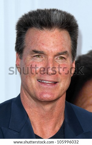 "LOS ANGELES - JUN 21:  Sam J. Jones arrives at the ""Ted"" Premiere at Village Theater on June 21, 2012 in Westwood, CA"