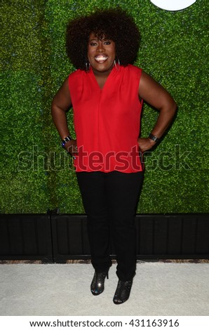 LOS ANGELES - JUN 2:  Sheryl Underwood at the 4th Annual CBS Television Studios Summer Soiree at the Palihouse on June 2, 2016 in West Hollywood, CA