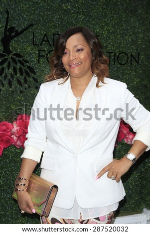 LOS ANGELES - JUN 13: Simone Smith at the  LadyLike Foundation 7th Annual Women Of Excellence Scholarship Luncheon at Luxe Hotel on June 13, 2015 in Los Angeles, California. - stock photo