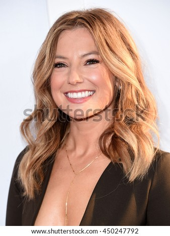 "LOS ANGELES - JUN 29:  Sugar Lyn Beard arrives to the ""Mike & Dave Need Wedding Dates"" Los Angeles Premiere on June 29, 2016 in Hollywood, CA                 - stock photo"