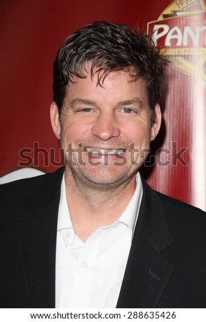 "LOS ANGELES - JUN 17:  Tim Martin Gleason at the ""The Phantom of the Opera"" Play Los Angeles Premiere at the Pantages,Theater on June 17, 2015 in Los Angeles, CA - stock photo"
