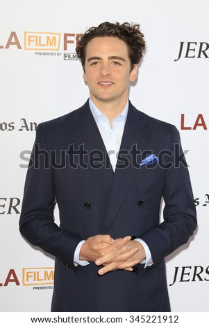 "LOS ANGELES - JUN 19:  Vincent Piazza at the ""Jersey Boys"" LA Premiere at the Regal 14 Theaters on June 19, 2014 in Los Angeles, CA"