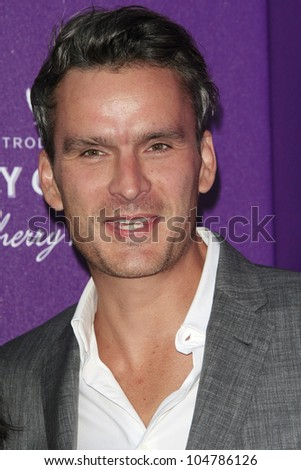 LOS ANGELES - JUNE 9: Balthazar Getty at the 11th Annual Chrysalis Butterfly Ball held at a private residence on June 9, 2012 in Los Angeles, California