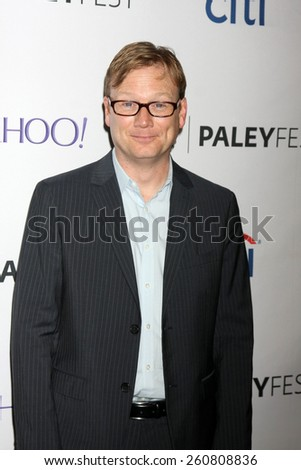 "LOS ANGELES - MAR 14:  Andy Daly at the PaleyFEST LA 2015 - ""Modern Family"" at the Dolby Theater on March 14, 2015 in Los Angeles, CA"